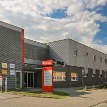 Provozovna Brno