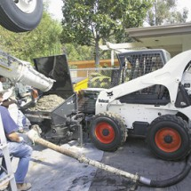 Pumpa na beton