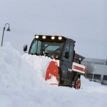 Odhrnovač sněhu
