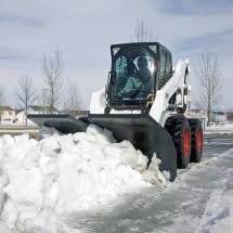 V-radlice na sníh