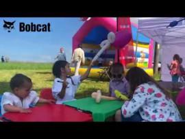 Embedded thumbnail for Předváděcí den strojů Bobcat