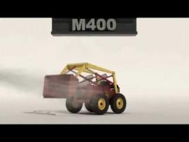 Embedded thumbnail for Video: Vývoj smykem řízených nakladačů Bobcat od úplně prvního až po miliontý kus